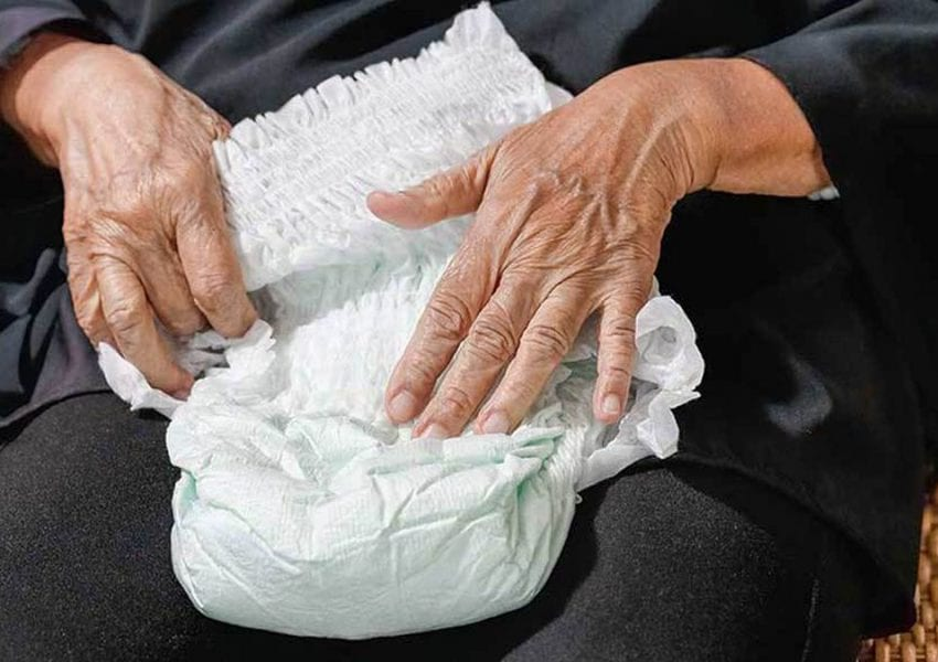 couche adulte incontinence